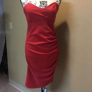 Sunday's the Label Puerto Rico strapless dress NWT