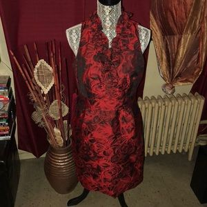 Red Special Occasion Dress