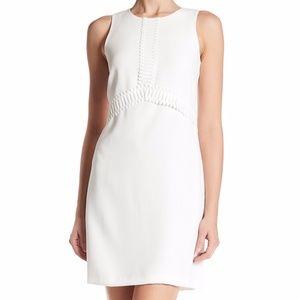 NWT Shoshanna Julieanne Dress ivory