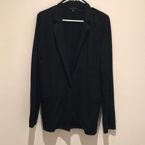 Uniqlo Jersey Cotton Lightweight Blazer - Size M