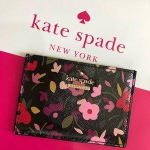 Kate Spade ♠️ Cameron street boho floral wallet