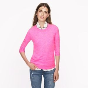 J. CREW TIPPI MERINO WOOL SWEATER