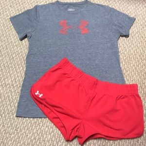 Under Armour heat gear bundle