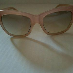 Kate Spade Light Pink Dust Pink Shades Sunglasses