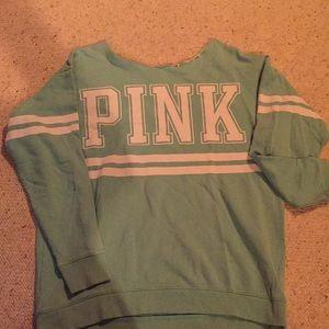 Victoria Secret Pink Lounge Top!