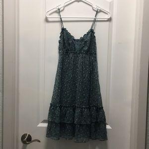 AMERICAN EAGLE floral dress, size 2