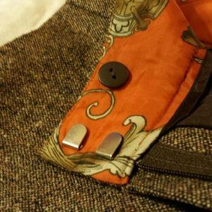 Talbots Pants - Talbots Gorgeous Wool/Silk Blend Wide Leg Trousers