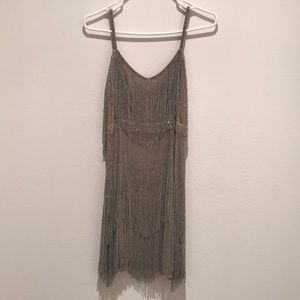 Kate Moss Topshop Sequin Dress - Size US 6 UK 10