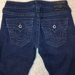 TRUE RELIGION DISCO JULIE skinny jean