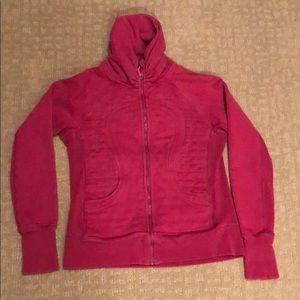 Lululemon sweatshirt jacket