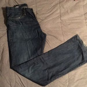 Gap standard jeans