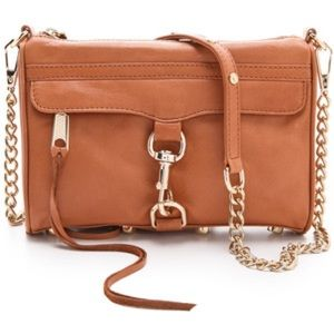 Rebecca Minkoff Brown Mini MAC
