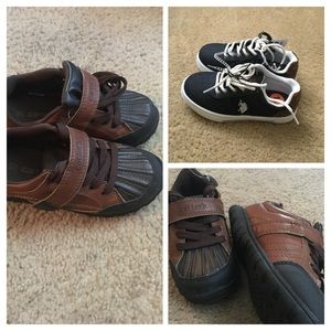 Other - Brand New With Tags- Two Pairs of Toddler's Shoes