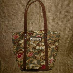 Vintage Longaberger mini bag