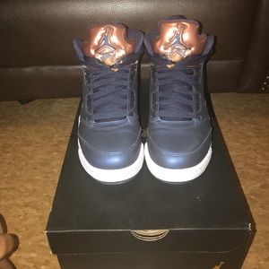online retailer 5af94 0e618 Air Jordan Shoes - Air Jordan 5 Retro BG 5.5 Y
