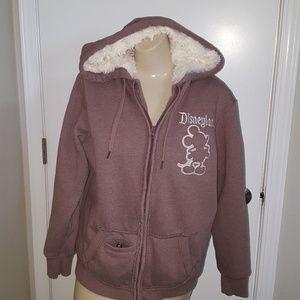 Expedition Hooded Sweatshirt Zipper Front Sz XL