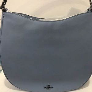 NWT Coach Purse Glovetanned Leather Hobo F36026