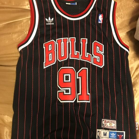cf4cdf333fb adidas Other - Adidas Chicago Bulls Dennis Rodman Jersey