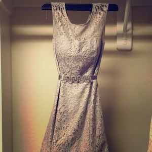 Betsy Adam Lace Gown