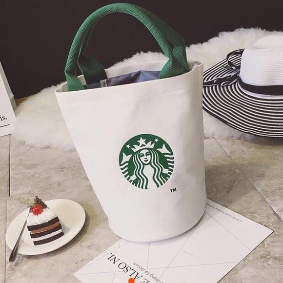 Bags New Starbucks Coffee Bag Poshmark
