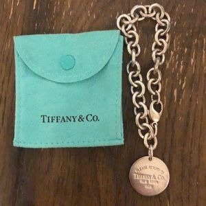Tiffany & Co. link bracelet