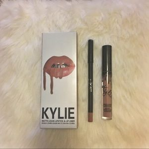 Kylie Jenner lip kit in Exposed