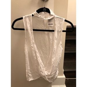 Urban outfitters white tee