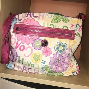 💐Coach purse