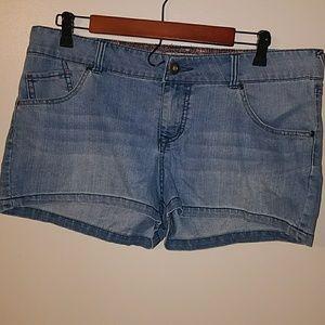 SO Jean Shorts Junior Size 15