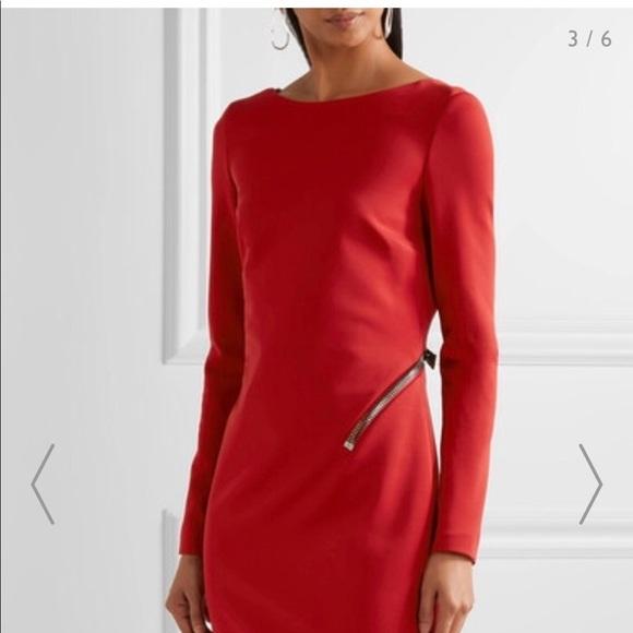 Back Zipper Dresses