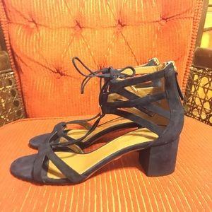 Aquazzura Beverly Hills Heel Block Sandal