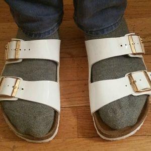 """""""Arizona"""" Birkenstocks Size 39 Nearly New"""