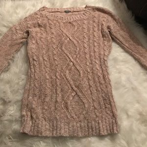 Sweaters - Cable Sweater