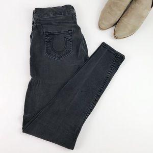 True Religion Runway Leggings Jeans Rare Medium