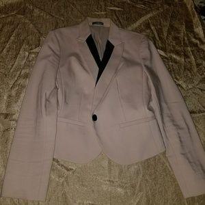 Express Pink Blazer