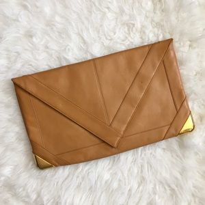 '70s / Lou Taylor Envelope Clutch