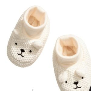 Other - Baby knit slippers socks