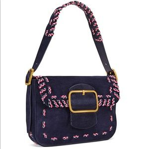 Tory Burch Sawyer Stitch Shoulder Bag