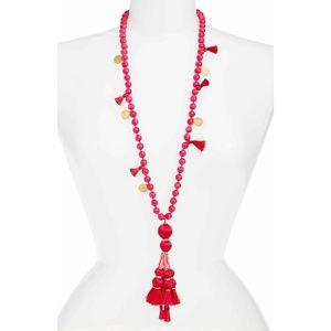 Kate spade tassel necklace