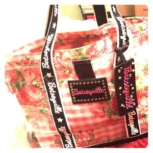 Adorable Betseyville by Betsey Johnson bag