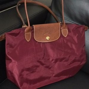 Longchamp medium shoulder bag