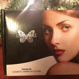 LUMINESS Premium Airbrush Starter Kit