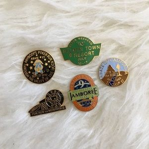 '90s / Motorcycle Pins