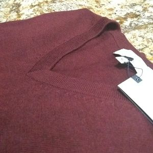 Turnbury merino wool sweater