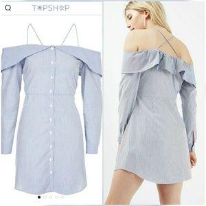 🎀NWT🎀 TOPSHOP SHIRT DRESS