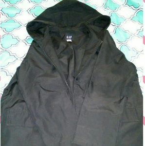 Gap NWOT Unisex Rain Jacket Size M