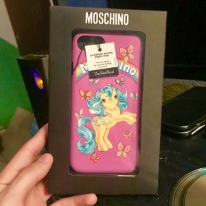 Moschino Couture! My Little Pony iPhone Case