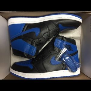 d9b1c10b99ce Jordan Shoes - AIR JORDAN 1 RETRO HIGH OG ROYAL 2017 RELEASE