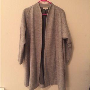 Madewell | Stanza Herringbone Coat