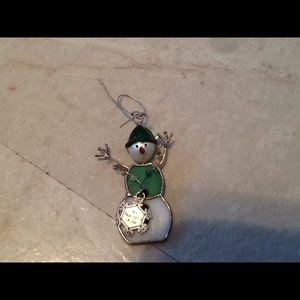 Teacher's Aide Snowman Ornament!!
